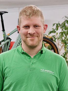 Lasten e-Bike Experte Florian Adler