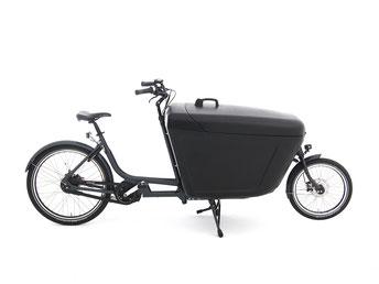 Babboe Lastenfahrrad mit Elektromotor Pro Bike-E