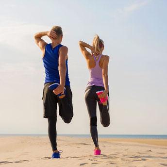 Mit gesunder Ernährung und einem ausgewogenen Sportprogramm zur perfekten Bikinifigur
