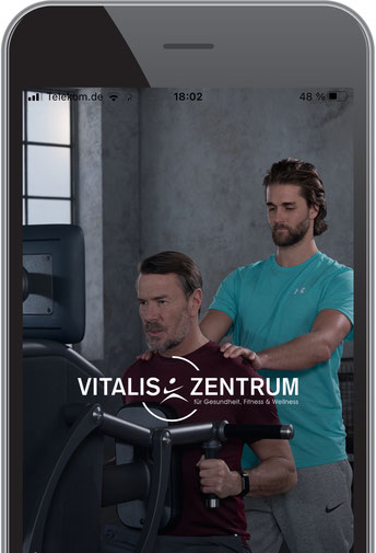 VitalisSport-App Fitness in Rostock