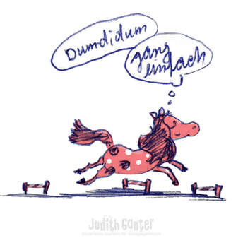 Ziel der Übung - EIN NOTIZBUCH ANFANGEN | WIE SCHAFFE ICH DAS? - bullet journal ideen anfang -notizbuch ideen anfang - Judith Ganter - Illustration Hamburg