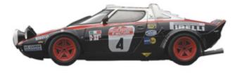 Lancia Stratos livrea pirelli grafica completa sponsor pubblimais