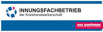 Logo Innungsfachbetrieb Kreishandwerkerschaft Abtec