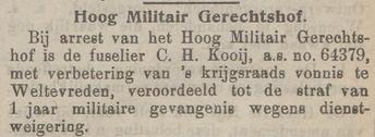 Het nieuws van den dag voor Nederlandsch-Indië 23-01-1911