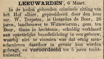 Leeuwarder courant 07-03-1884