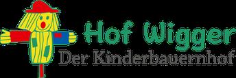 Logo Hof Wigger Greven Kinderbauernhof