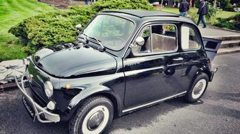 Der Fiat 500L sieht heute doch etwas anders aus