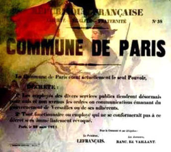 La Commune de Paris 1871