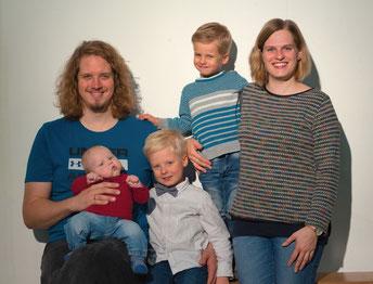 Familie Aaron und Ilonka Köpke, Neubrandenburg