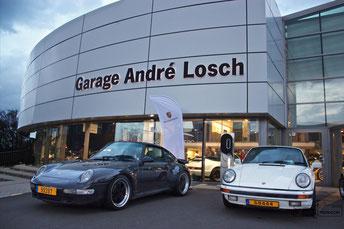Porsche days Luxembourg