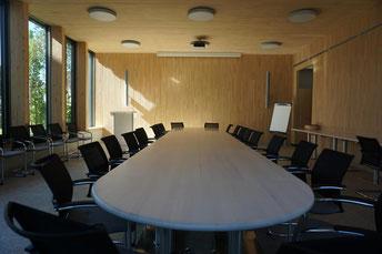 SCALINA Bankenzentrale Nürnberg Konferenzbereich