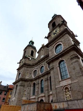 Dom zu St Jakob in Innsbruck