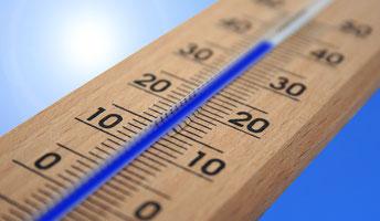 Thermometer - Bild Pixabay