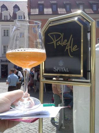 Regensburger Spital Pale Ale