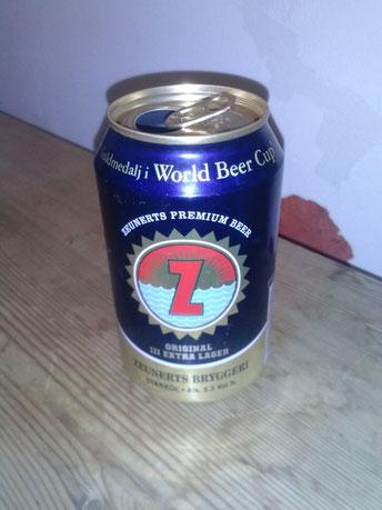Zeunerts Original III Extra Lager