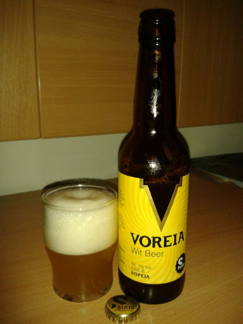 Siris Voreia Wit Beer