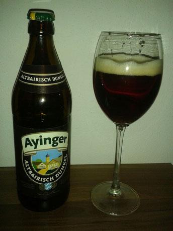 Ayinger Altbayerisch Dunkel