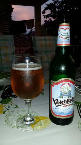 Velebitsko Svijetlo Pivo