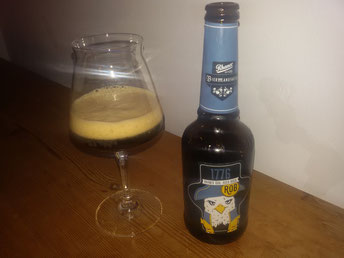 Rhaner Biermanufaktur 1776 Oak Aged Bock