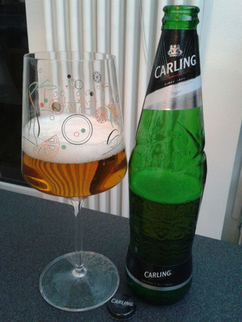 Carling Lager