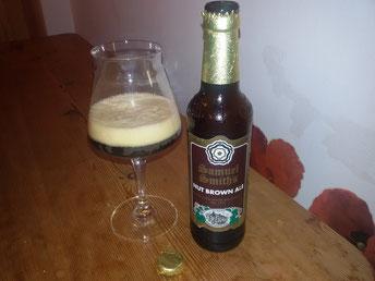 Samuel Smith´s Nut Brown Ale