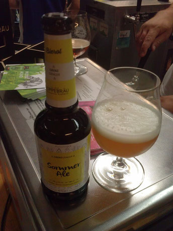 Hoppebräu Bierol Sommer Ale