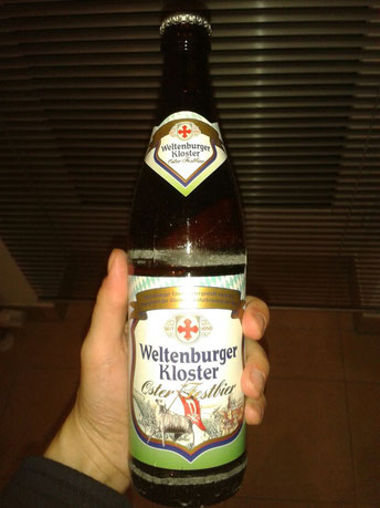 Weltenburger Oster Festbier