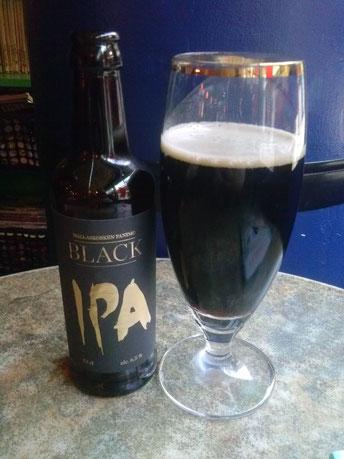 Mallskoski Black IPA