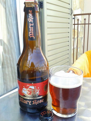 Septem Red Ale Mary Rose