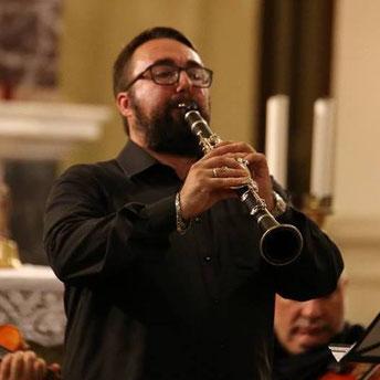LUCA TROIANI - insegnante di clarinetto e sassofono
