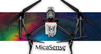comprar cámara multiespectral