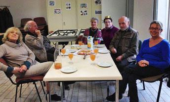 Réunion réseau d'entraide du12-01-2014
