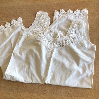 Unterwäsche von Urgrossmutter