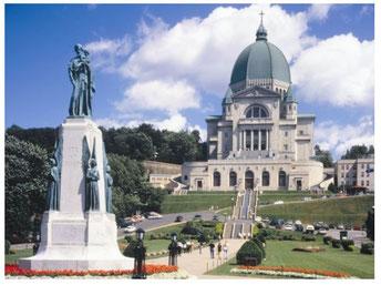 Mont-Royal, L'Oratoire Saint-Joseph,cantus felix,Héritage Montréal