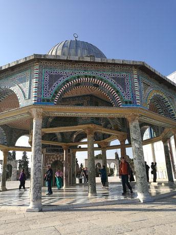 Al Masjid Al Aqsa compound