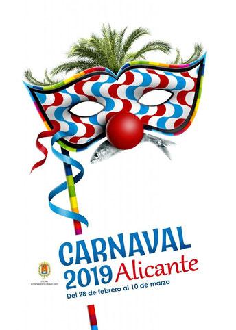 Fiestas en Alicante Carnaval