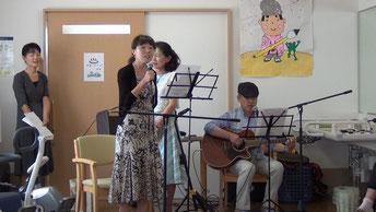 「オナラ」を歌うお嬢さん(Bibari moon)・・・