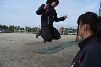 超!垂直跳び