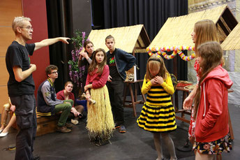 Kindertheater Floh, theaterworks
