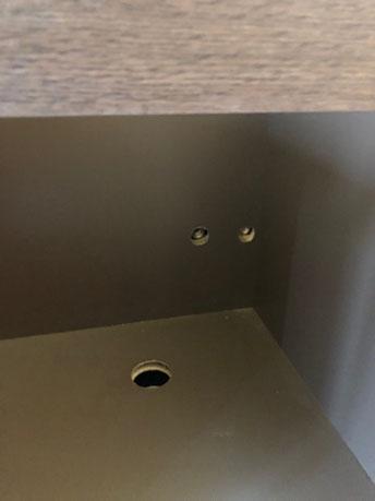 洗面所 洗面化粧台 オーダーメイド家具