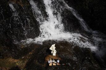 水と山のカミへの祈り 花祭り 奥三河 愛知