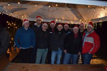 Der OHF auf dem Weihnachtsmarkt 2014