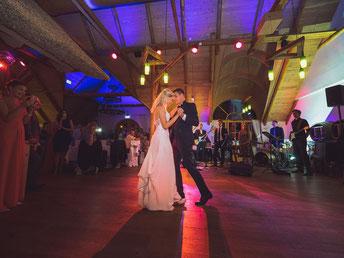Hochzeitspaar Paar Eröffnungstanz