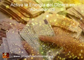 ACTIVACIÓN DEL CÓDIGO SAGRADO 71269 - ÁNGEL DE LA ABUNDANCIA - ACTIVA LA ENERGÍA MAGNÉTICA DEL DINERO EN ABUNDANCIA - PROSPERIDAD UNIVERSAL