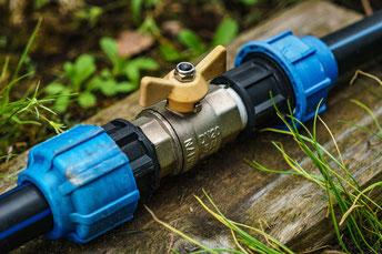 PE Wasserleitung