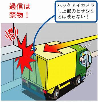 他車に依存する運転の危険