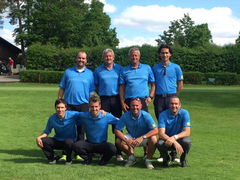 Erste Herrenmannschaft - Foto: Golfclub Reutlingen-Sonnenbühl e.V.