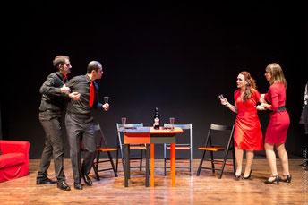 amore non essere geloso - in scena al teatro san paolo di roma