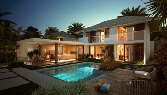 EXCLUSIVE VILLAS MARGUERY en MODELE PDS