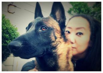 the rescue director, Yoko Furuno